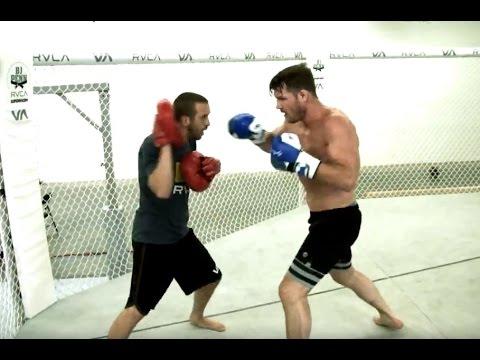 UFC 199: Rockhold