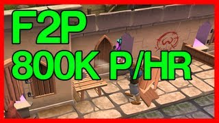 Runescape: F2P EoC Money Making Guide 600k - 800k p/Hr - Commentary