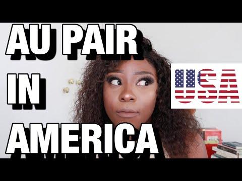 AU PAIR IN USA 2020    AU PAIR IN AMERICA    CULTURAL CARE    SOUTH AFRICN YOUTUBER