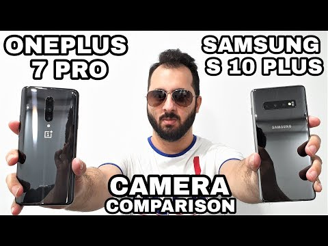 Oneplus 7 Pro vs Samsung S10 Plus Camera Comparison|Oneplus 7 Pro Camera Review