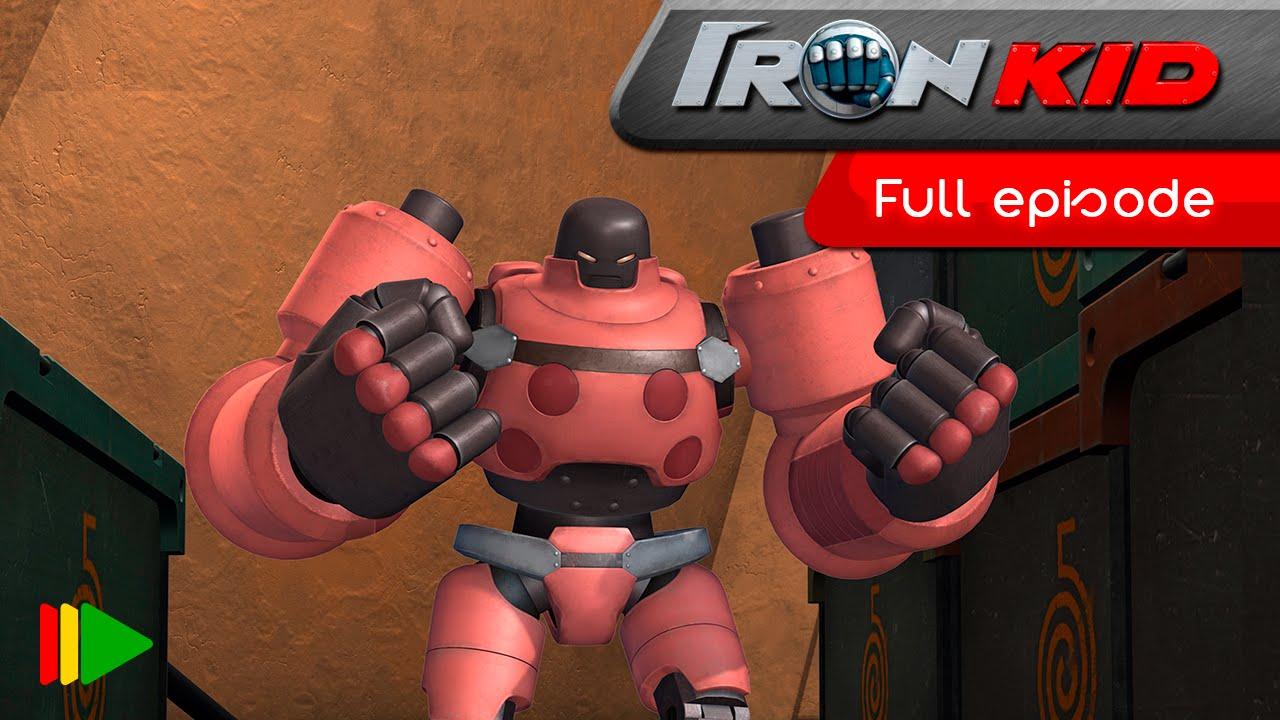 Iron Kid (English) - 10 - The Maxes Attack