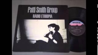 Patti Smith - Radio Ethiopia, full LP (1976)