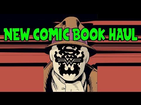 New Comic Book Haul November 22 2017