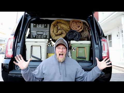 Q&A with Dan: Bandaged Fingers, Overloaded Car, Beer while Camping:  Volume 7