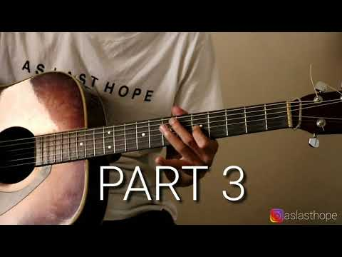 Tutorial Gitar Threesixty - DEWI (VERSI AS LAST HOPE)