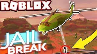 -NOUVEAU BLACKHAWK HELICOPTER PREMIER GAMEPLAY!!! (Roblox Jailbreak)