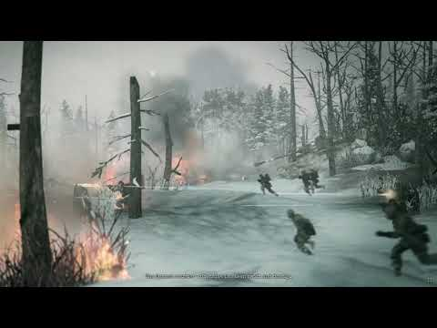 US FORCES CAMPAIGN : COMPANY OF HEROES 2 GAMEPLAY (PART 2) (No Commentary)