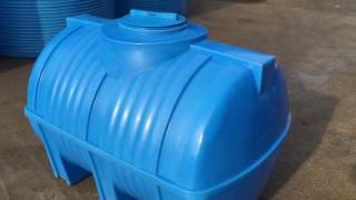 видео Бак 1000 литров пластиковый