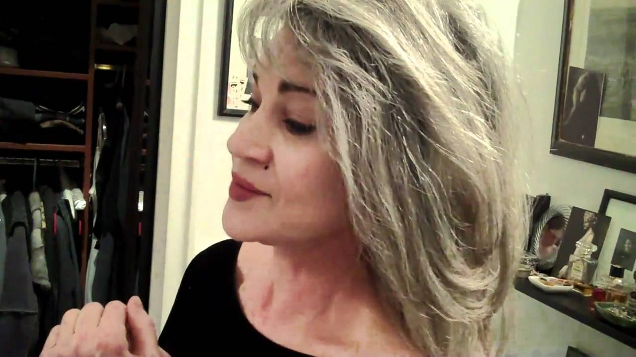 Let Your Hair Go Gray If You Feel Like It YouTube