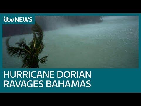 Hurricane Dorian leaves trail of destruction | ITV News