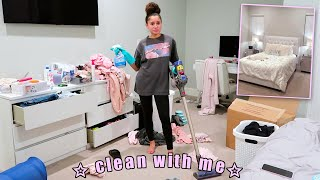 ☆ CLEAN WITH ME! *extreme house cleaning + motivation*