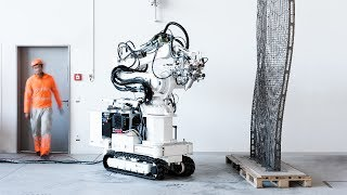 The Rebar That Robots Tied | The B1M