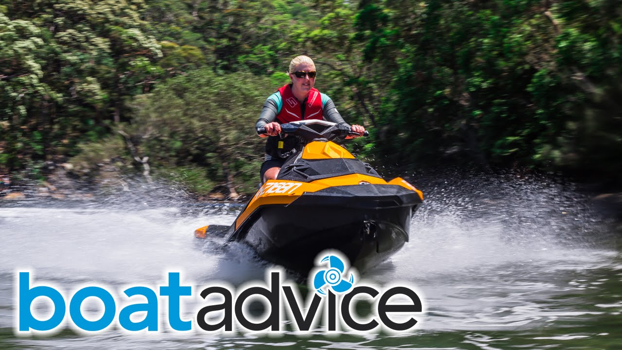 Sea-Doo Spark - Two and Three-Seater Review - BoatAdvice
