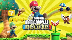 New Super Mario Bros. Plush Deluxe