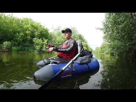 По малой реке на плотике с Airdeck