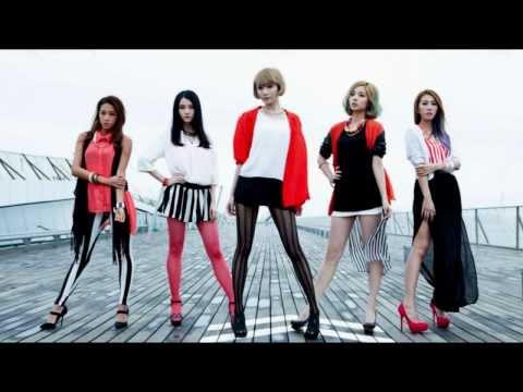 Super Girls - I Belong To U (CD Version)