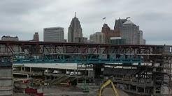 New view of Joe Louis demolition