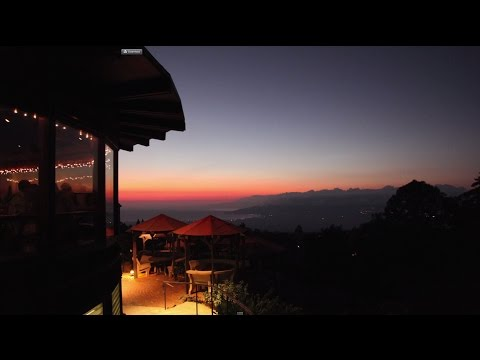 HAWAII Kula Lodge at Upcountry Maui マウイ クラロッジ HD