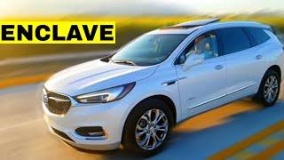 Buick Enclave 2018 V6 Top SUV De Lujo ¡Durabilidad Confort y Potencia!