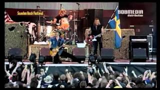Ted Nugent - Cat Scratch Fever (Live Sweden Rock)