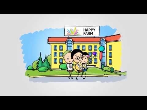 Happy Farm: How It Works 1
