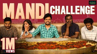 Full Mandi Challenge || Ft. Wirally || Mandi@36 || Kaasko