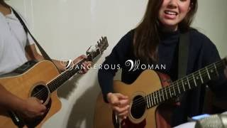 Dangerous Woman- Ariana Grande (Cover by Moira Dela Torre)