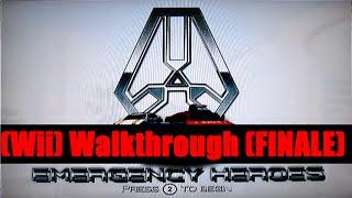 Emergency Heroes (Wii) Walkthrough (FINALE) [1080pᴴᴰ]