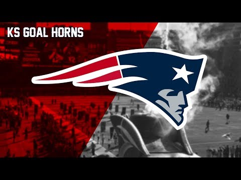 New England Patriots 2018 Entrance Song