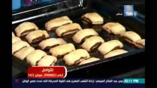 مطبخ TeN - طريقة عمل بسكويت الينسون - البرازق - بيتي فور كيس -30 يونيو
