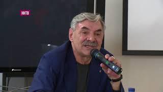 Актер Александр Панкратов-Черный вновь посетил Нижний Новгород