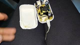 Oprava zdroje na led pásky
