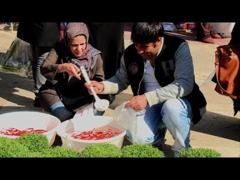 Iranians prepare for Persian New Year