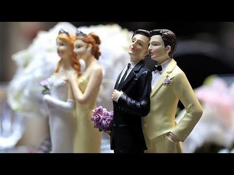 Le tout premier mariage homosexuel aura lieu le 29 mai en France