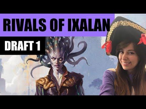 Rivals of Ixalan Draft #1 / RIX / Magic: The Gathering MTG