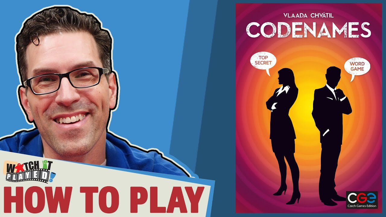 Codenames How To Play Youtube