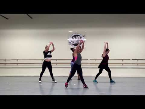 Medicine By Jennifer Lopez & French Montana- DanceFIT Choreography By Kelsi