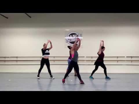 Medicine By Jennifer Lopez & French Montana- DanceFIT Choreography By Kelsi