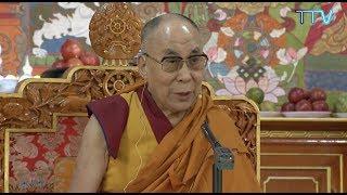 達賴喇嘛尊者談59年前的流亡歷程