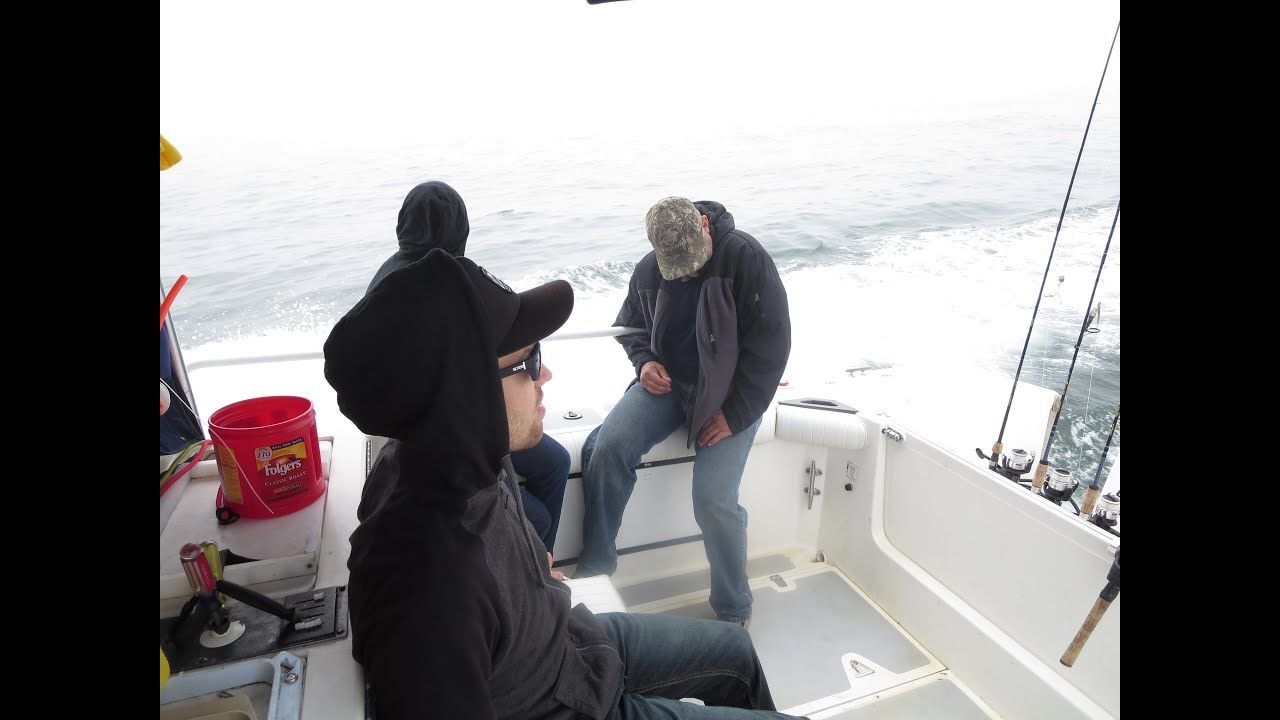 Deep sea fishing newport oregon youtube for Ocean fishing oregon