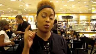 ATL Makeup Artist Alexandra Butler: Da Brat showcasing her beauty.