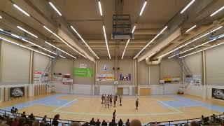 Karkkilan Urheilijat -  Aalto-Basket, 4.2.2018, M1DB