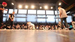 BODY LANGUAGE CREW B-BOY GAME 2013