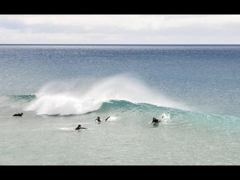 Sagres Surf Febrero 2015 / Funky Monkey Edit