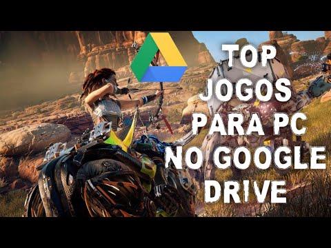 Top jogos para Pc no  Google drive  