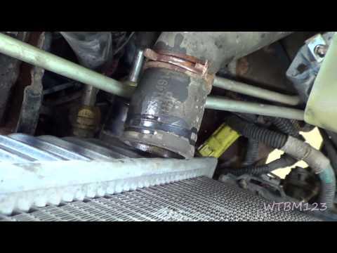 S10 Radiator Change YouTube
