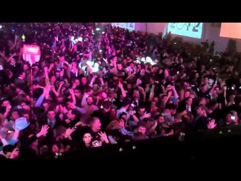 NYE 2012 - Z-TRIP @ FORT MASON CENTER  - SF (w/ DJ CRAZE & KASTLE)