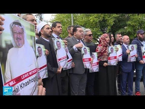 السعودية ترفض أي تدخل أجنبي في قضية جمال خاشقجي  - نشر قبل 3 ساعة