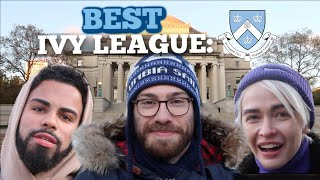 Is Columbia University the BEST Ivy League?!