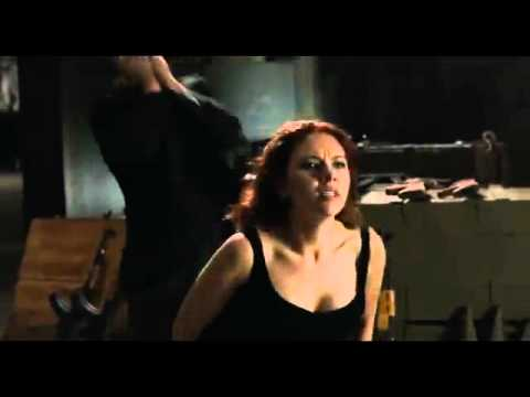 Marvel S Avengers Assemble Black Widow Interrogation Scene